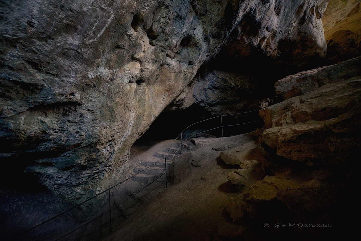 Kakushöhle bei Mechernich