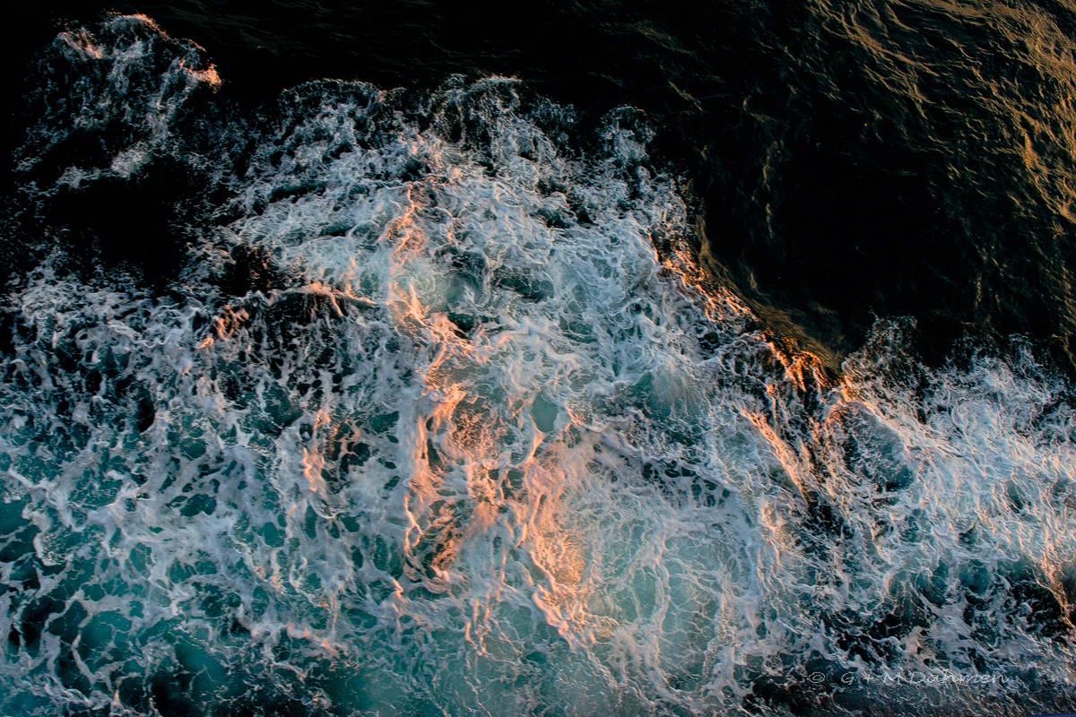 Nordsee - Wellen